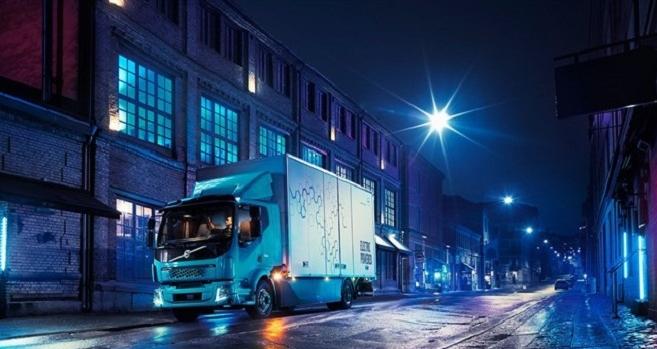 Volvo Trucks presentarà al 2019 el seu primer camió 100% elèctric